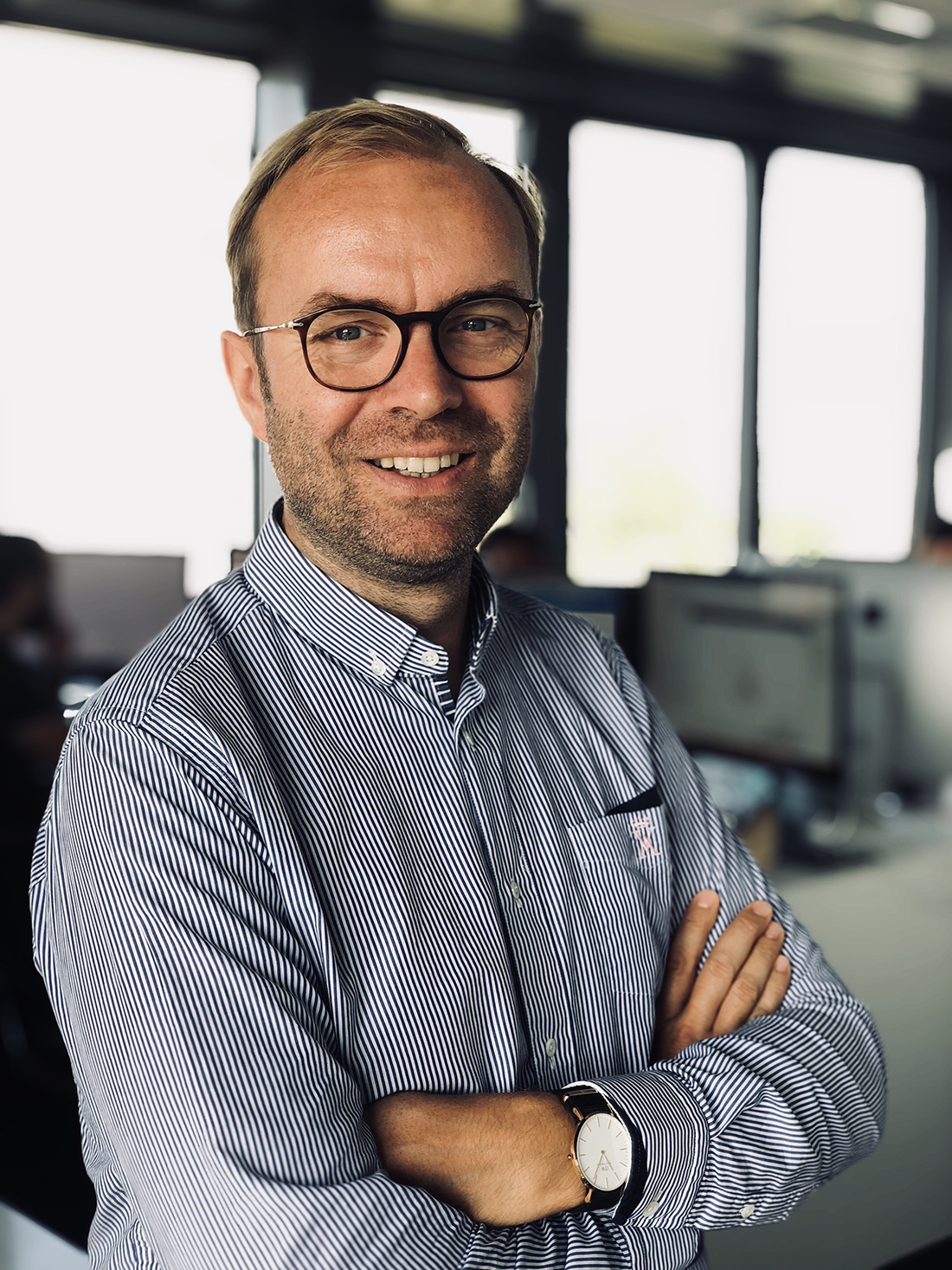Pierre-Yves LOAËC Président CJD Nantes